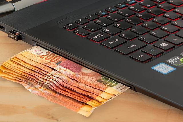 bankovky z pc