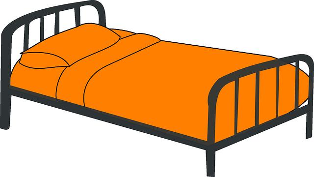 oranžové peřiny