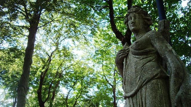 bohyně artemis