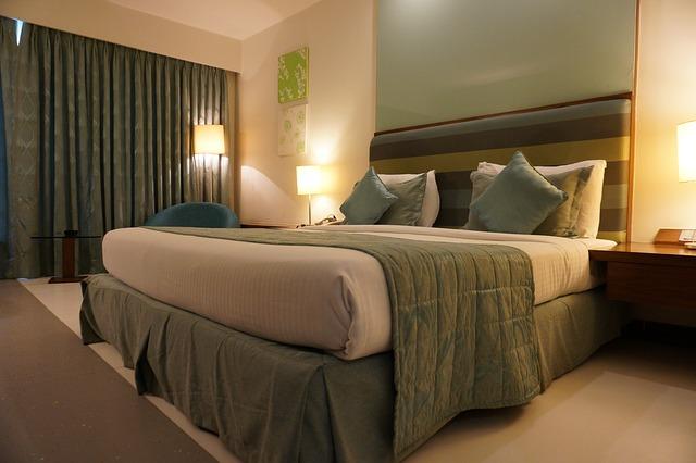 ložnice, ubytování